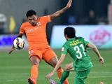 中超-山东鲁能3-0北京国安
