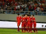 热身赛-10人国奥1-1平巴林