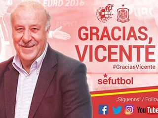 西班牙官方宣布博斯克离任 欧洲杯率队止步16强