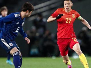 中国1-2日本继续19年不胜