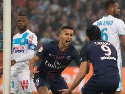 巴黎聖日門 VS 馬賽