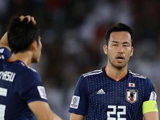 日本VS越南赛前