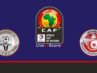 马达加斯加VS突尼斯赛前