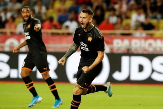 法甲综述-摩纳哥3-4惨遭马赛逆转 圣埃蒂安打平
